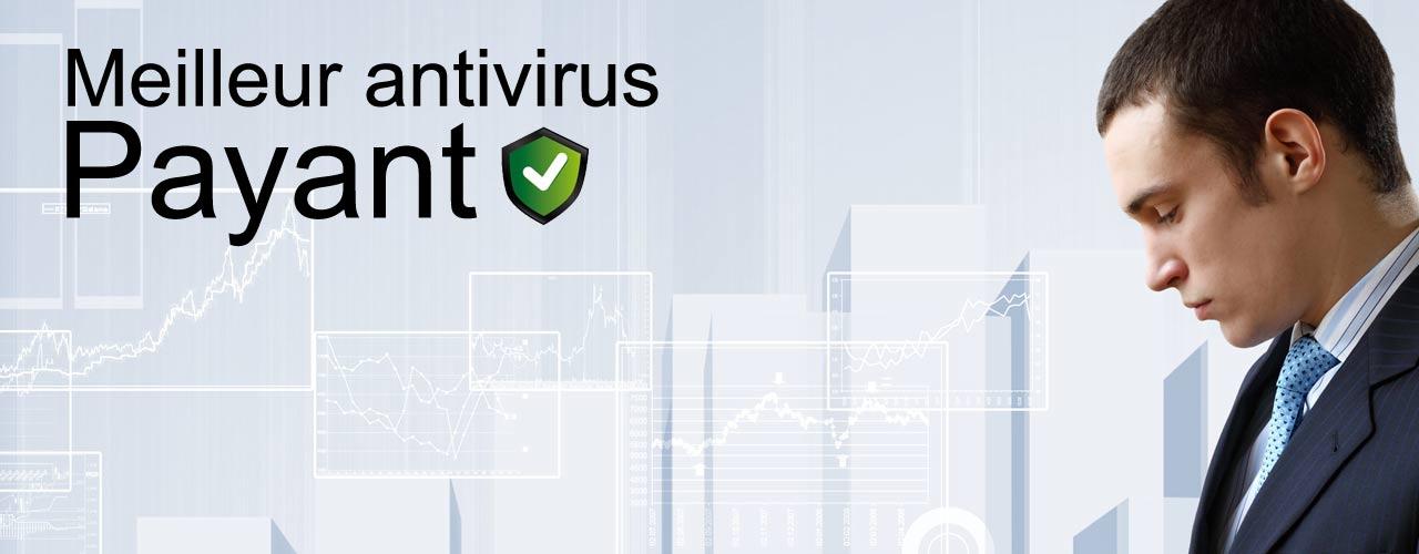 Comparatif des antivirus payant 2018