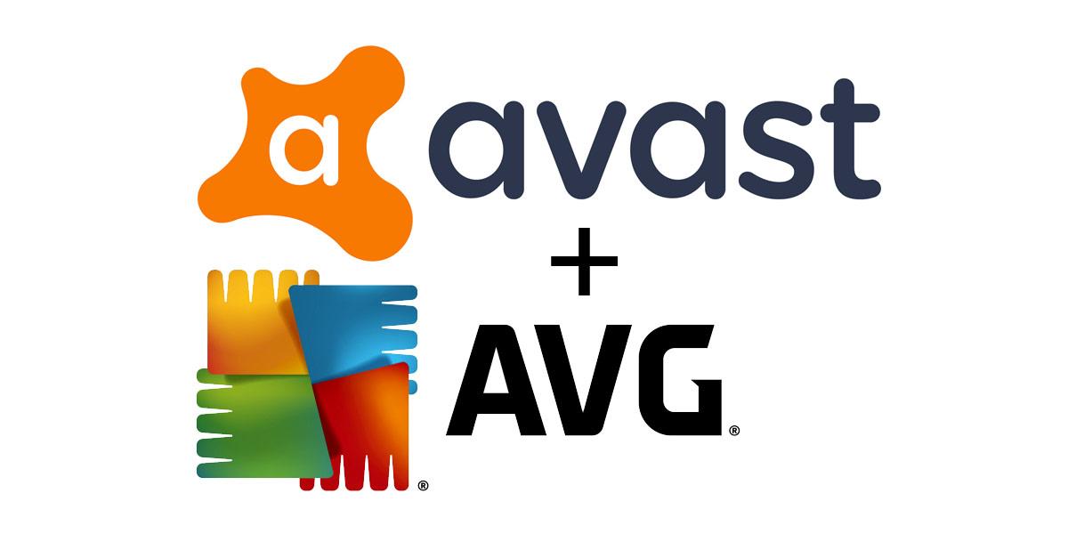 AVG et Avast
