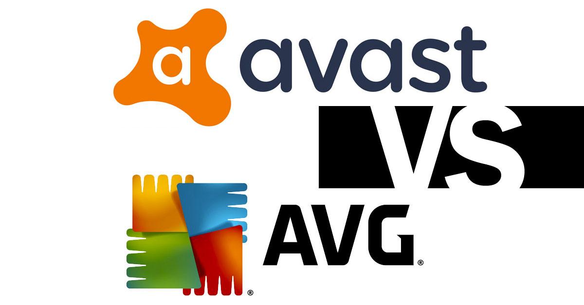Avast Versus AVG