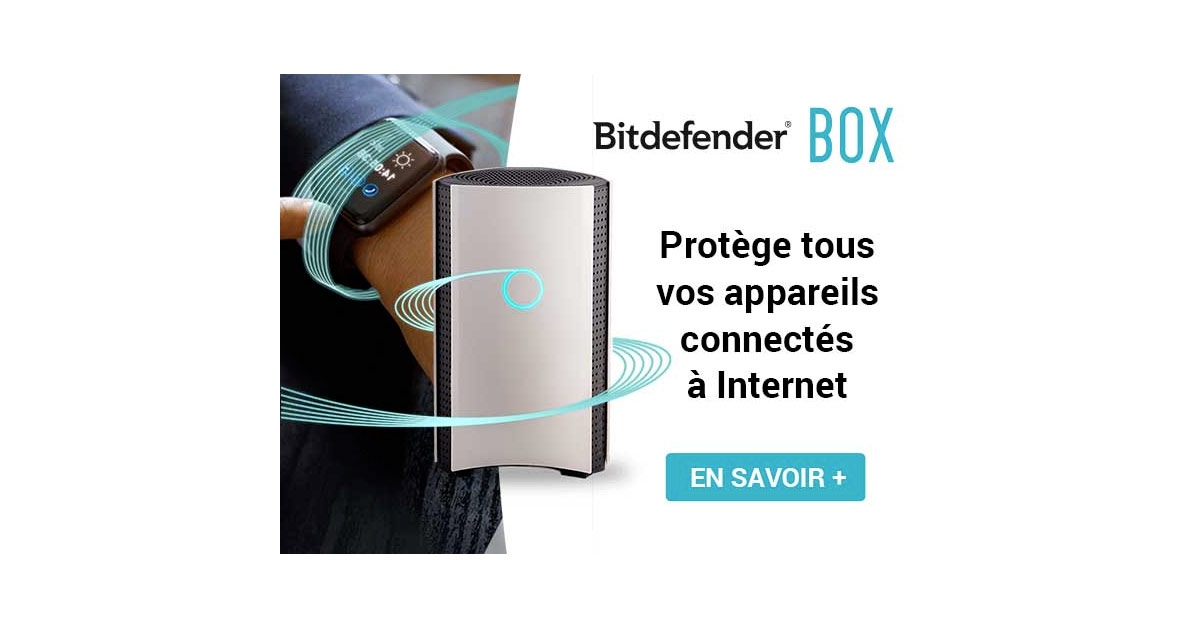 Test Bitdefender Box