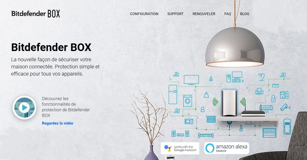 BitDefender Box2